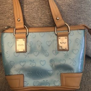 SALE!!-XOXO blue purse